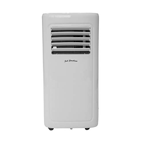 Jack Stonehouse Conditioning Portable Cooling Air Conditioner 5000BTU, White