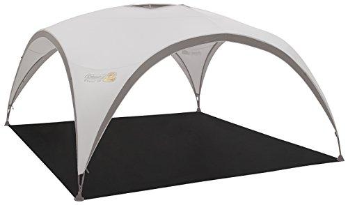 Coleman 204479 Pavilion Event Shelter Groundsheet, Boden, schwarz (450 x 450 cm)