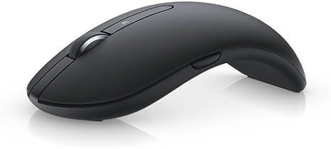 DELL WM527 - Ratón (Mano Derecha, Laser, Bluetooth, 1600 dpi, Negro)