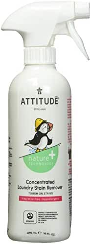 Stain Removers: Attitude Little Ones