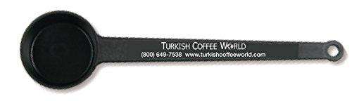 Set of 5 Turkish Coffee Pots with wood handles by Turkish Coffee World