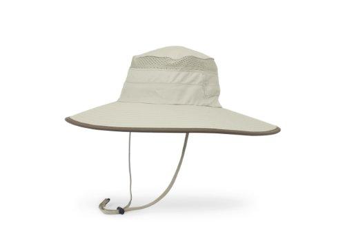 Sunday Afternoons Lotus Sun Hat, Sandstone, Medium