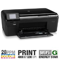 HEWCD035A - HP Photosmart Plus B209a All-in-One Printer
