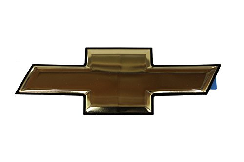 Genuine GM 15252284 Grille Emblem, Front