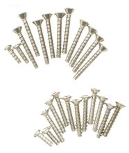 Hayward SPX0507Z1KIT Self Tapping Long and Short Screw Replacement Set for Underwater Lights