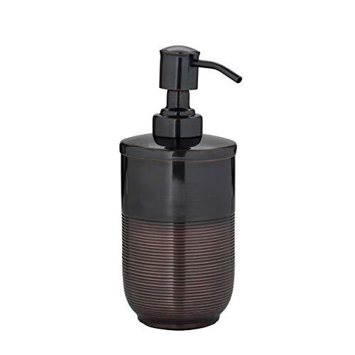 Brass Oil Rubbed Soap Dispenser - 1