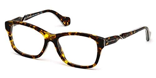 Eyeglasses Balenciaga BA 5038 BA5038 055 coloured havana
