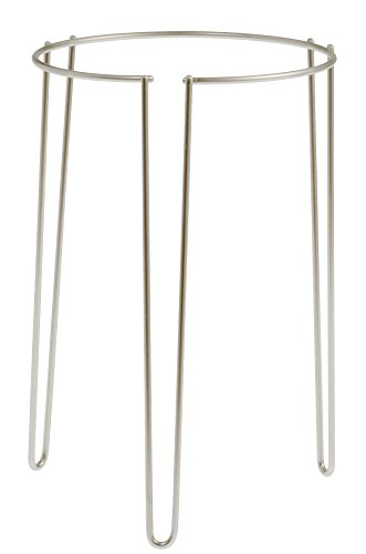 (Paderno World Cuisine A4982322 Stainless Steel Chinois Stand, Gray)