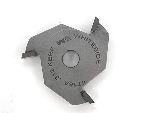 (Whiteside #6715A Slotting Cutter 1-7/8CD .312CL 5/16Bore 3Wing)