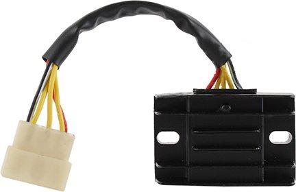 NEW 12 Volt Regulator for Suzuki LT-4WD LT-F250 LT-F300F Quadrunner (4wd Alternator)