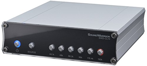 SOUNDWARRIOR SW Desktop Audio series Clock Generator SWD-CL10【Japan Domestic genuine products】 by SOUNDWARRIOR