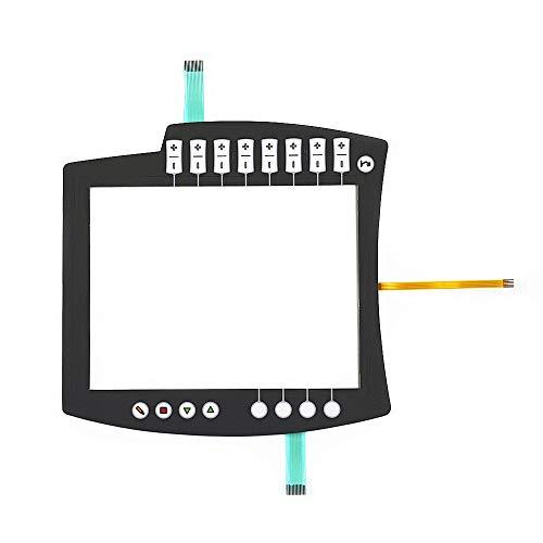 New Membrane 00-168-334 Keypad + touch glass panel For KUKA teach pendant KRC4