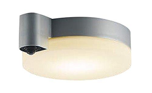 コイズミ照明 人感センサ付防雨防湿型軒下シーリング マルチタイプ 白熱球60W相当 電球色 AU38466L B00DS2VHJK