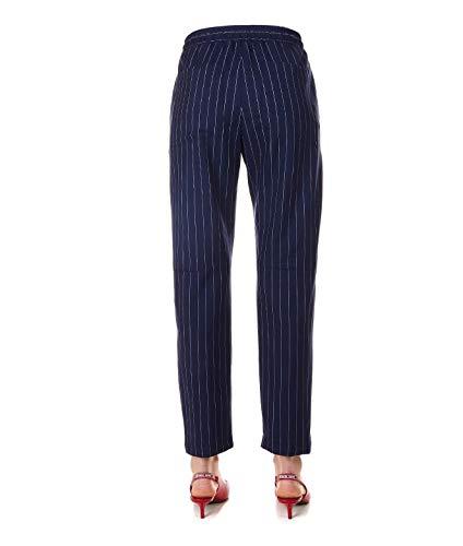 Lana Mujer Azul Pantalón 980pa0131abi2302711 Eleventy YpqtAtw