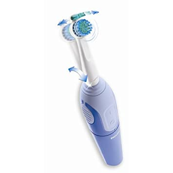 Philips HX1622 Cepillo dental recargable - Cepillo de dientes eléctrico (16h, 2.9W, 220-240V, 1.16m): Amazon.es: Salud y cuidado personal