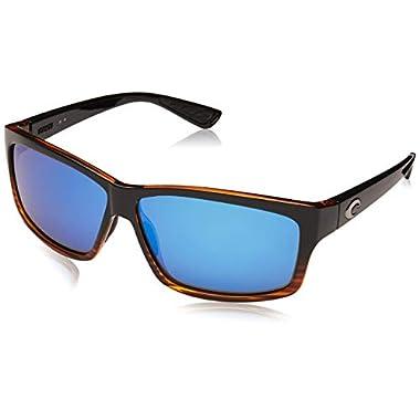 9b01f58da03 Costa del Mar Cut Polarized Rectangular Sunglasses