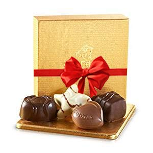 Godiva Gold Favor Valentines Day Chocolate Gift Box With Red Ribbon Assorted Chocolates Truffles Perfect For Party Favors Stocking Stuffers Holiday Gifts 1 Pack Buy Online In Bahamas At Desertcart Productid 166470427