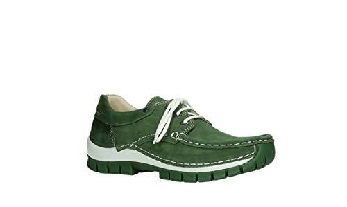 Talla De 0470111 44 Cordones Piel Wolky Color Mujer Zapatos Eu Para Lisa 856 Ufwxnvt4
