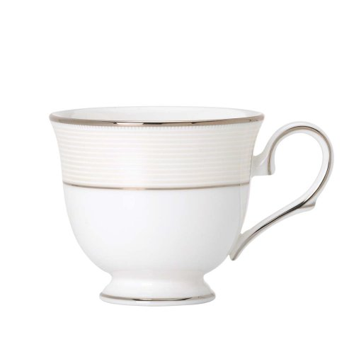 - Lenox Opal Innocence Stripe 4-Ounce Teacup