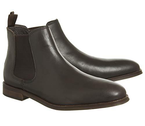 Boots Chelsea Leather Imbark Choc Office 7wXaEqq
