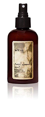 - WEN Sweet Almond Mint Replenishing Treatment Mist, 6 Fl Oz