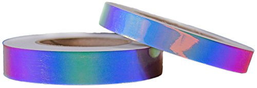 Indigo Sunrise Color Shifting Hula Hoop Tape (1-inch x 150 ft) Manufactured by Hoopologie