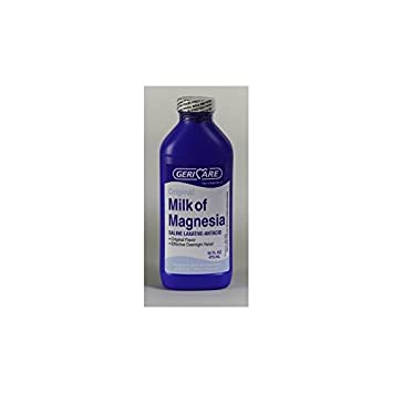 MILK OF MAGNESIA 16OZ BT/1 MCK BRAND