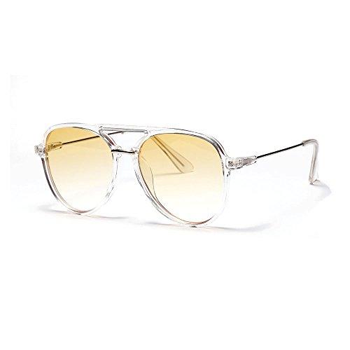 al Unisex Redondo Clásico Portección inspirado UV400 Sunglasses Sol Vintage de polarizadas metálico Libre Aire Gafas Polarizado xSFaqXE8wz