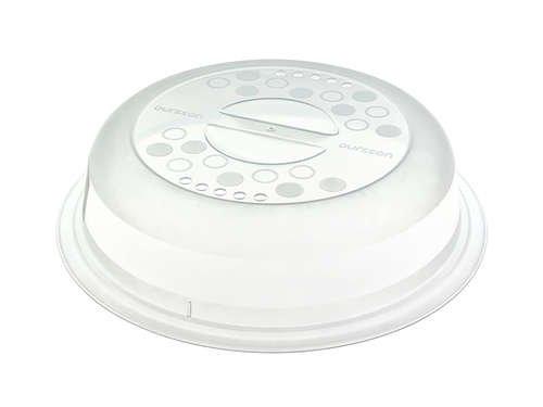 Oursson Tapa para microondas, Transparente, Libre de BPA, 24 ...