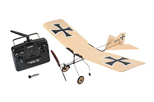 (Rage RC RGRA1111 Vintage Stick Micro Ready to Fly Airplane, Tan)