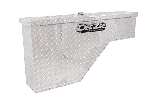 (Dee Zee 3.1110R DZ95 Brite-Tread Wheel Well Tool Box)