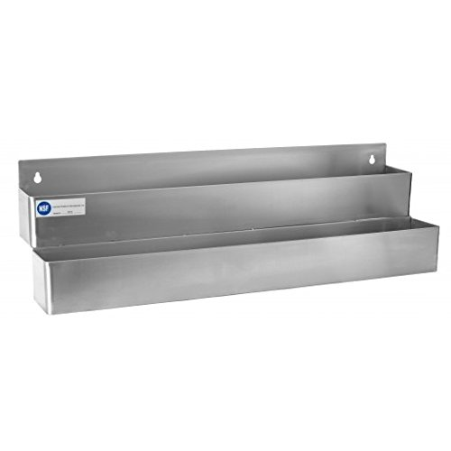 Gusto SR32D 32'' Stainless Double-Tier Speed Rail by Gusto