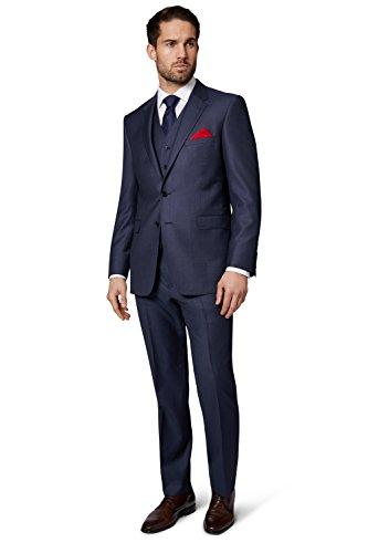 ermenegildo-zegna-cloth-mens-regular-fit-blue-birdseye-suit-jacket-48s-blue