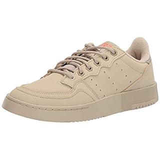 adidas Originals Men's Supercourt Sneaker, Savannah/Savannah/Savannah, 5 M US