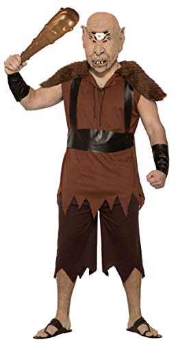 X-men Costumes For Men (Forum Novelties Men's Standard Cyclops Costume, Brown,)