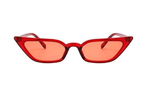 Outdoor rétro Red de œil de UV400 nbsp;Lunettes Soleil QWhing Voyage Soleil Chat de Lunettes 68qOnfwd