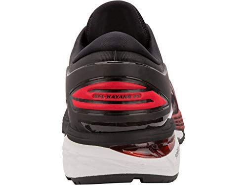 ASICS Gel-Kayano 25 Men's Running Shoe, Black/Classic Red, 7 D US by ASICS (Image #7)