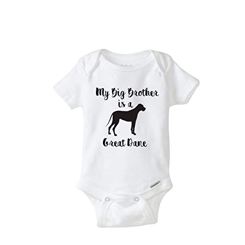 Home Coming Ideas (Cute My Big Brother is a Great Dane Onesie Idea Coming Home Outfit (3-9 Months))