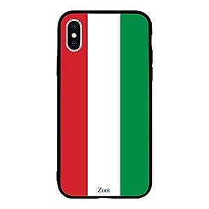 iPhone XS Max Hungary Flag