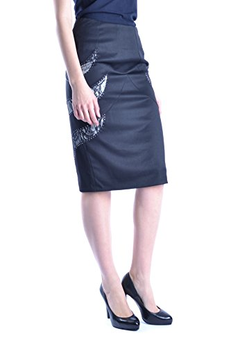 Balizza Gonna Donna MCBI336013O Poliestere Nero