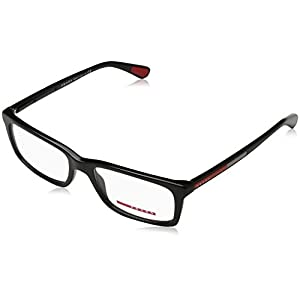 Prada PS02CV 1AB1O1 Men's Eyeglasses Black 53mm
