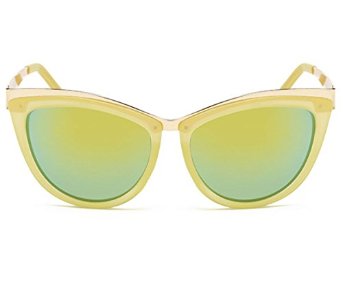 Heartisan Fashion Cat's Eye Lens Full-rim Frame Anti-UV Sunglasses for - Sunglasses Canada Online