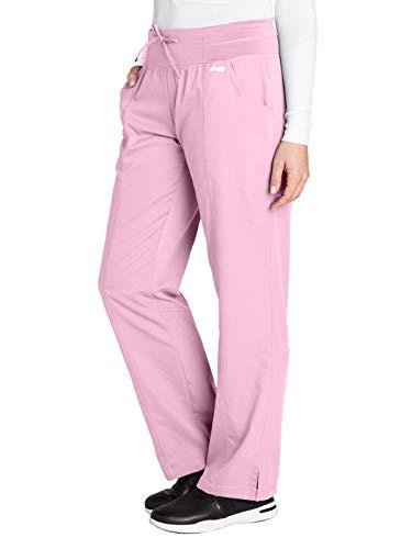 (Grey's Anatomy Active 4276 Yoga Pant Lilac Pearl XXS Petite)