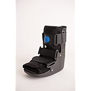 The Orthopedic Guys Low Top CAM Walker Boot For Foot & Ankle Fracture (Large)
