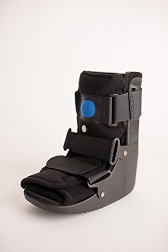 The Orthopedic Guys Low Top CAM Walker Boot For Foot & Ankle Fracture (Small)