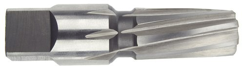 Morse Cutting Tools 82168 - MarxManTM Taper Pipe Reamer - 1/2 in, HSS.6650 in Small End Dia, Bright Finish, List No. 204