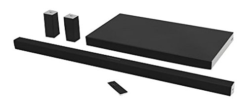 VIZIO Surround SmartCast Soundbar Home Speaker, Black