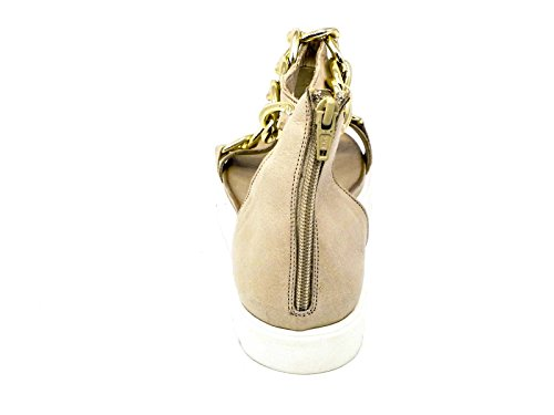 Inuovo Beige Beige pour Femme Sandales 8w8qaPSF