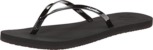 - Reef Women's Bliss Sandal, Black, 8 M US
