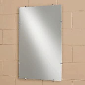 Amazon Com See All Frameless Flat Mirror 18x24 Home Kitchen